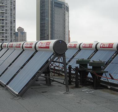 港城宾馆太阳能工程